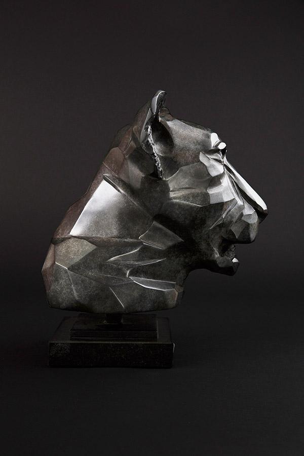 Tête lionceau version facettes 1